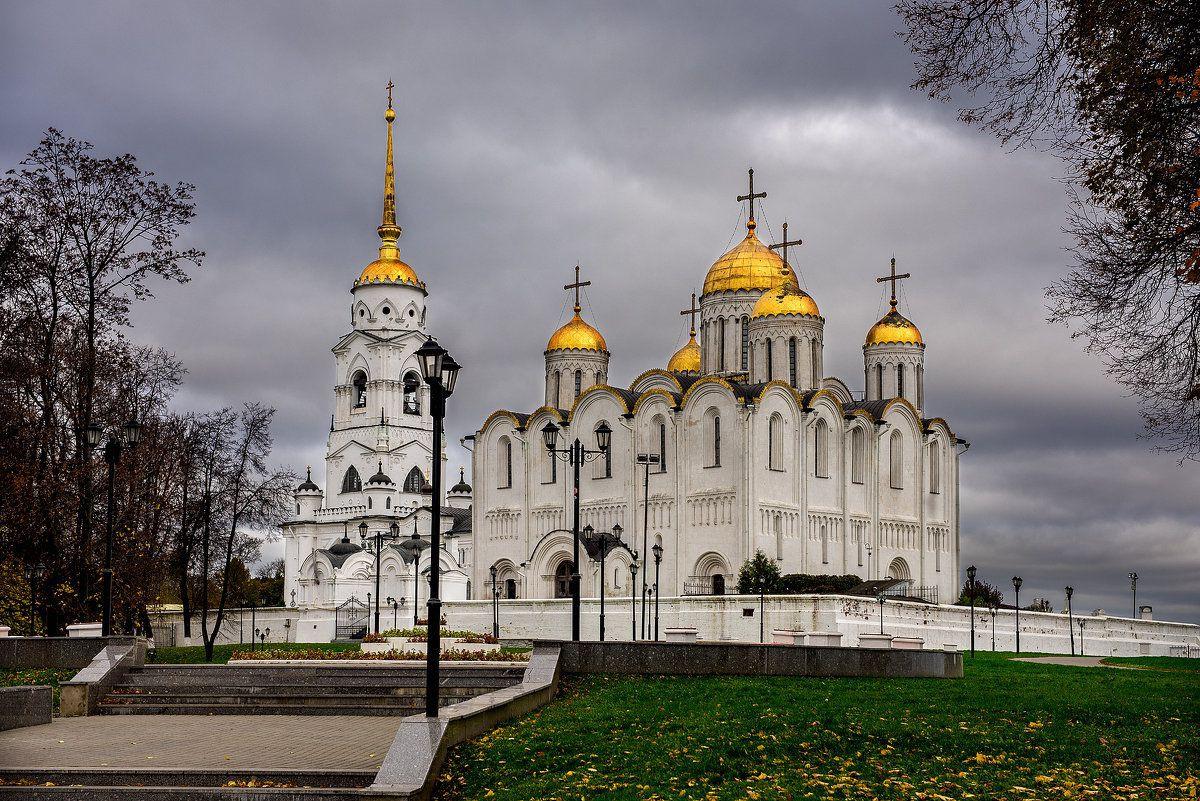 Успенский храм во Владимире