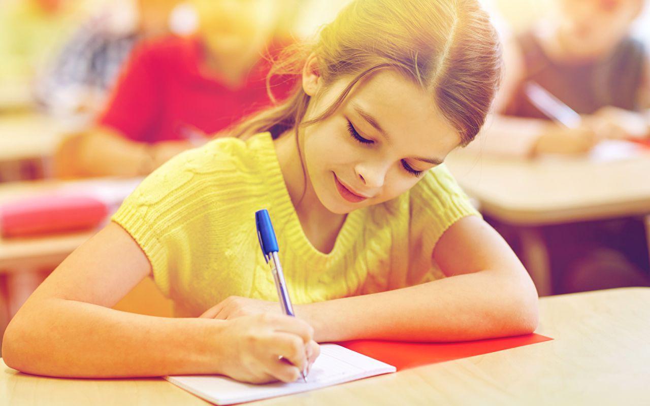 Если ребенок пишет с ошибками