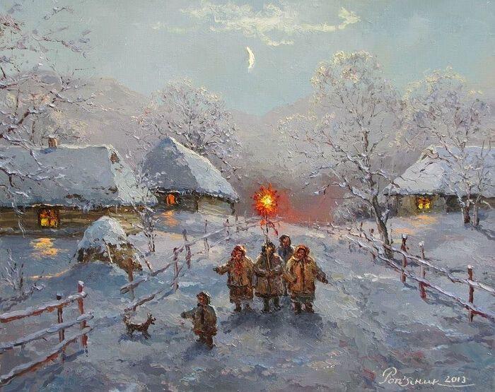 Автор рисунка: Игорь Ропяник