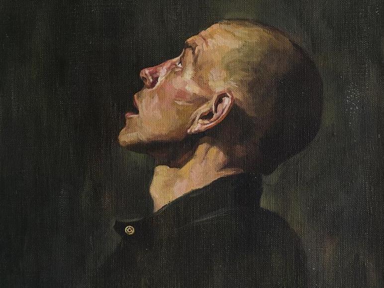 Картина И. Сафонова-млкдшего