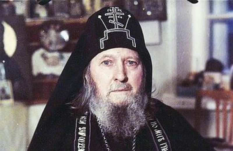 Схиигумен Савва Остапенко