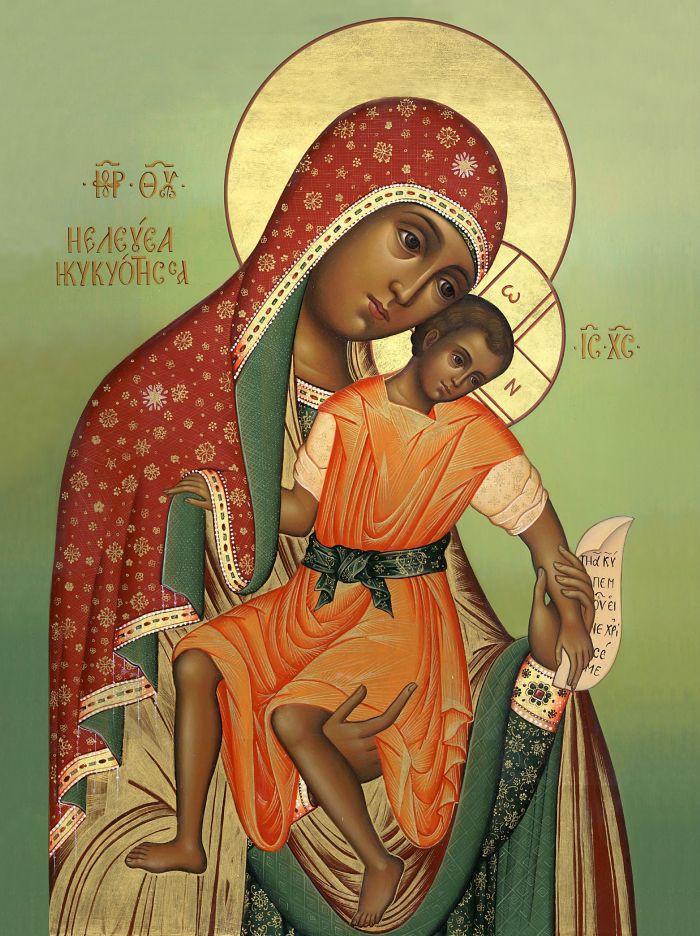 Картинка иконы милостивая