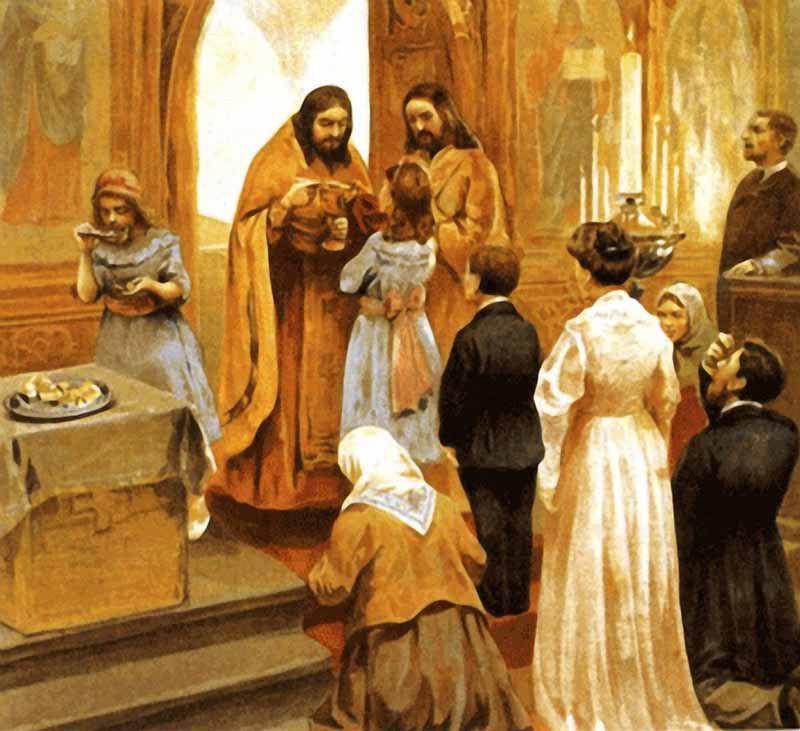 Как готовиться ко Святому Причащению?