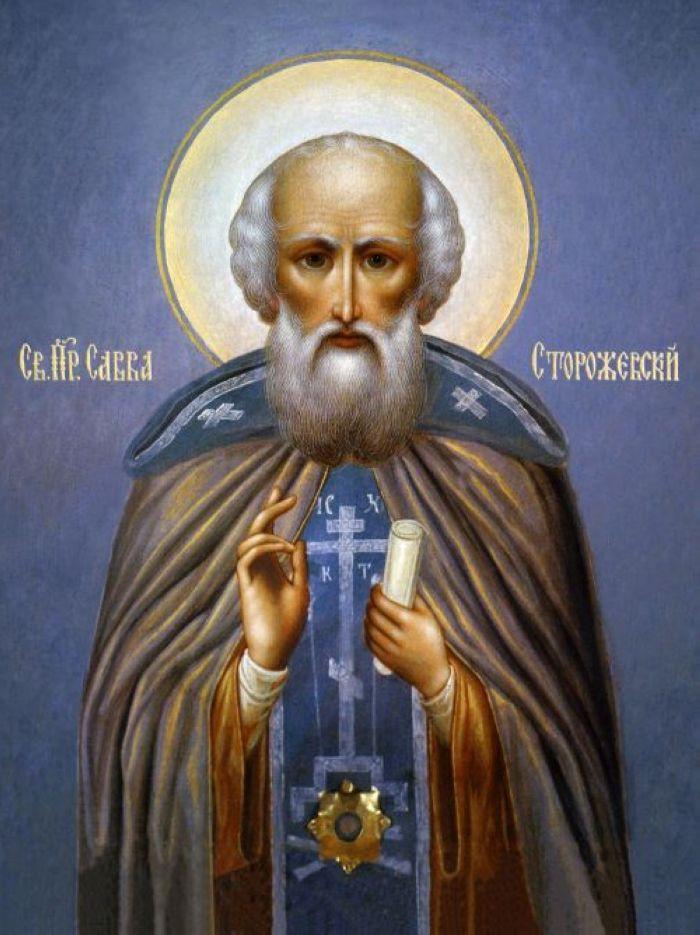 Преподобный Савва Сторожевский, Звенигородский