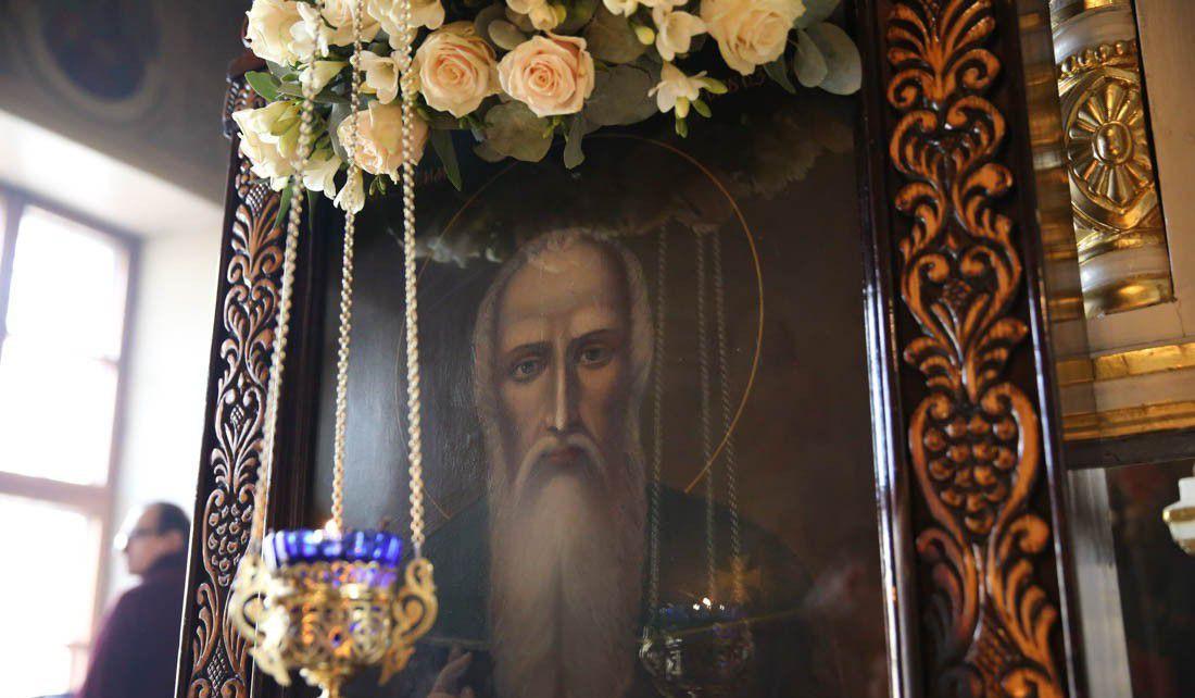 Преподобный Зосима Ворбозомский