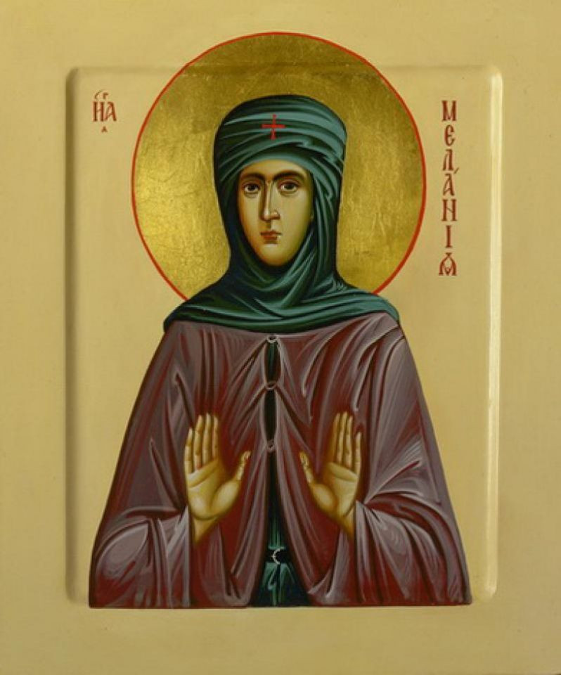 Молитва преподобной Мелании Римляныне
