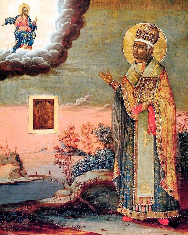 Святитель Никита Новгородский