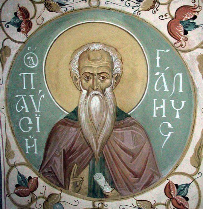 Молитва преподобному Паисию Галичскому