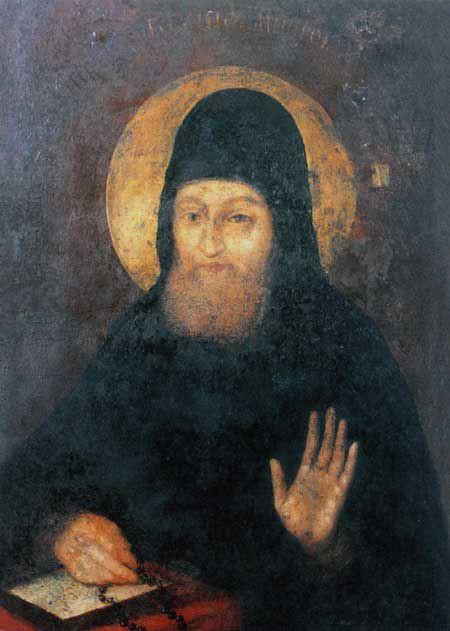 Преподобный Пимен Многоболезненный