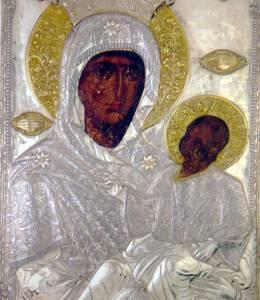 Икона Божией Матери «Закланная»